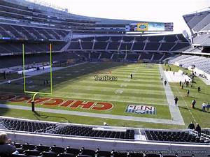 Soldier Field Section 250 Chicago Bears Rateyourseats Com