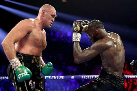 Tyson Fury Vs. Deontay Wilder 2 Results: Winner, KO ...