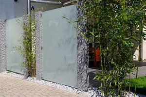 Gartenzaun Aus Stein : z une sichtschutz ~ Sanjose-hotels-ca.com Haus und Dekorationen