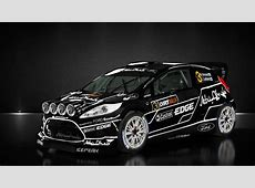 Ford Fiesta WRC 2011 Hirvonen Black RaceDepartment