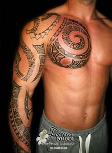 Tatouage Femme Maorie : derni res news tatouage polyn sien tatoouages fenua tattoo ~ Melissatoandfro.com Idées de Décoration