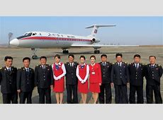Air Koryo North Korea's Connection to the World Airways