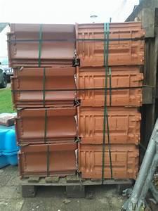 Gebrauchte Dachziegel Verkaufen : 1 palette dachziegel 240 st ck z18s koramic in ~ Michelbontemps.com Haus und Dekorationen