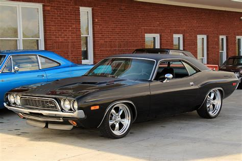 dodge challenger classic cars muscle cars