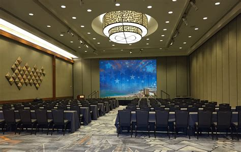indoor conference venues  hilton hawaiian village
