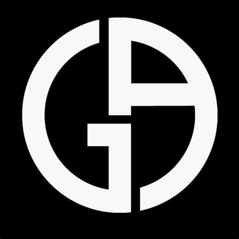 ga logo designed  robin derrick robin derrick