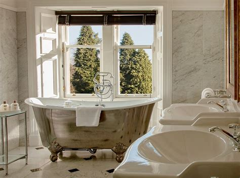 Win Bathroom Makeover 2014 by Andy Murray S Hotel Sumptuous Of Cromlix House