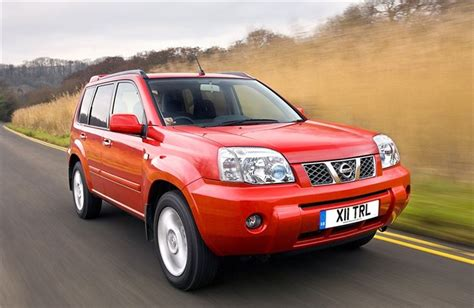 nissan  trail  car review honest john