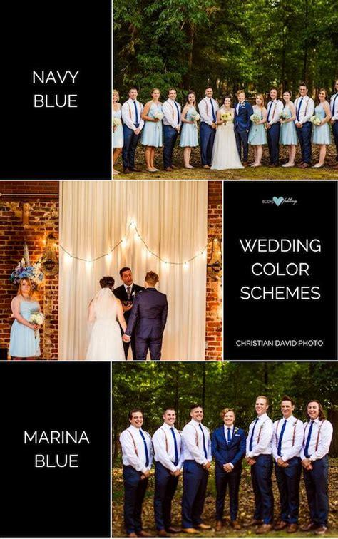 navy blue wedding color schemes navy blue wedding color schemes stunning ideas decor