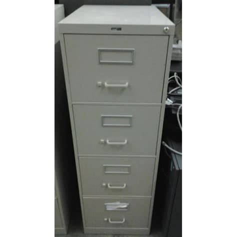 Locking File Cabinet Staples by Staples 4 Drawer Vertical Locking File Cabinet 18 Quot X 26 1
