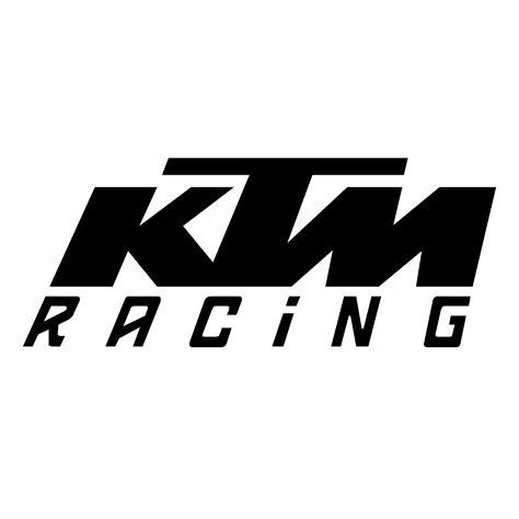 ktm racing logo png transparent svg vector freebie supply