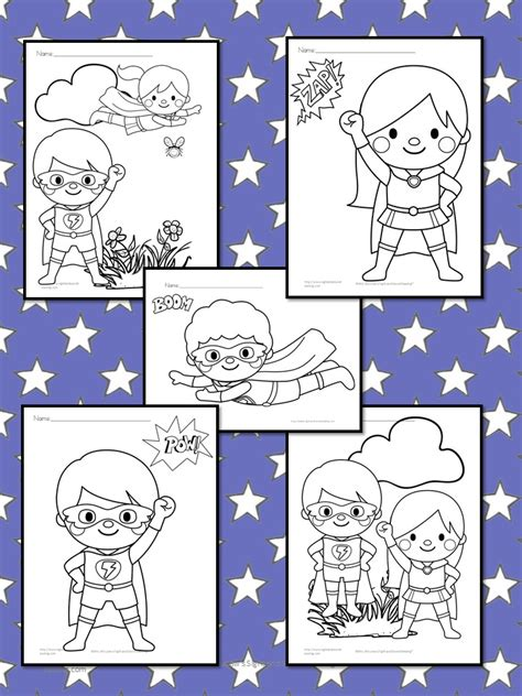 superheroes coloring pages free for 812 | superheroes coloring pages 2 02