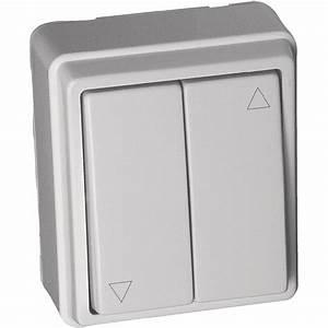 Interrupteur Volet Roulant Exterieur : interrupteur en saillie ~ Edinachiropracticcenter.com Idées de Décoration