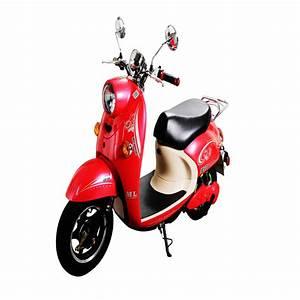2016 Vintage Vespa Electric Scooter 800w 48v