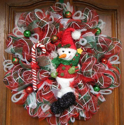 Wreaths On Pinterest  Just Bcause