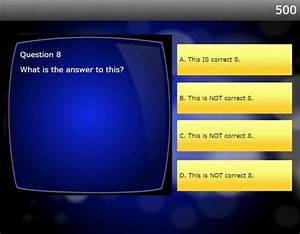 powerpoint quiz show template jipsportsbjinfo With tv game show powerpoint templates