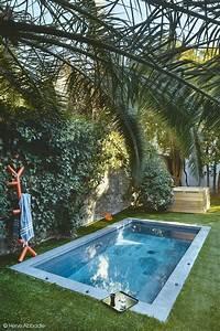 30 disenos albercas jardines pequenos (25) Decoracion de interiores Fachadas para casas como