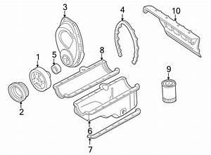 Gmc C1500 Engine Balance Shaft  Internal  Liter  Series