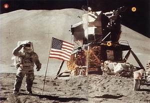 Did man really set foot on the moon?: WERE THE MOON ...