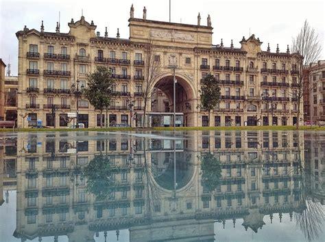 Sede Santander by 191 Es Sim 233 Trico El Edificio Banco De Santander El