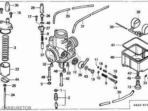 Honda Nsr125r 1994  R  Switzerland Parts Lists And Schematics