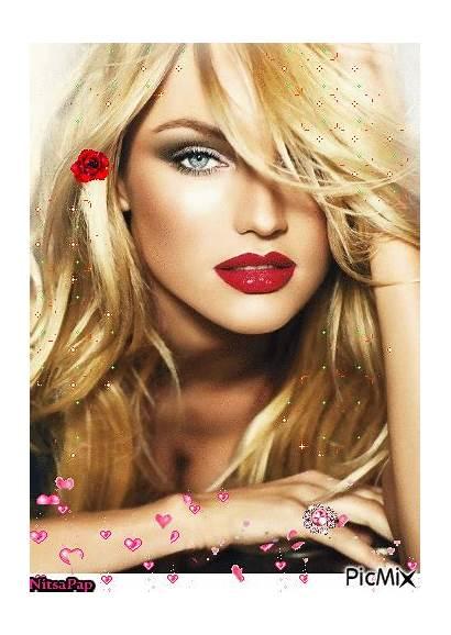 Swanepoel Candice Hair Lipstick Gorgeous Picmix Agua