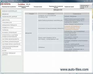 Toyota Rav4 Aca30  Ala30  Repair Manuals Download  Wiring