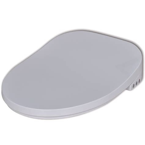 automatic electronic toilet seat with bidet function vidaxl au