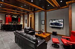 MAN CAVE - DREAM GARAGE - Traditional - Shed - Vancouver