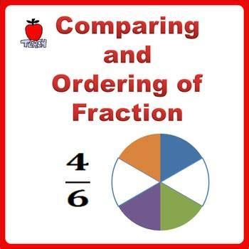 fractions worksheets 3rd grade 4th grade by