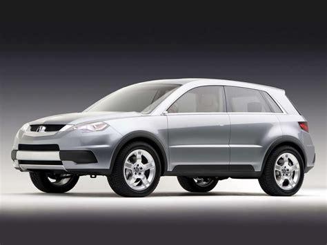 acura rdx concept japanese car
