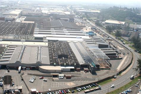South Motors by Aecom Drives Expansion At Toyota Press Shop In Durban