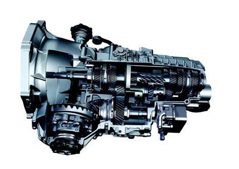 The manual transmission used to be known as the standard transmission. Transmission Cutaway: Porsche 991 7-Speed Manual