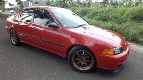 Civic Genio Modifikasi by 53 Modifikasi Interior Honda Civic Genio Ragam Modifikasi