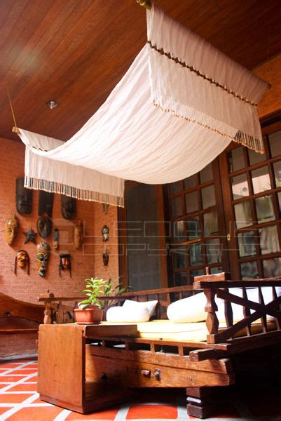 feet wide bed canopy drapes leoque collection