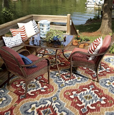 outdoor deck rugs lowes home design ideas