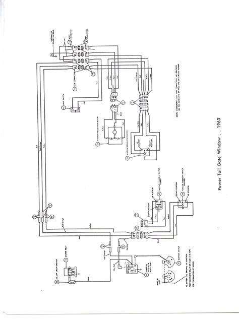 1964 Ford Falcon Wiper Wiring Diagram by Falcon Diagrams