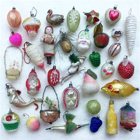 vintage christmas ornaments ebay christmas tree