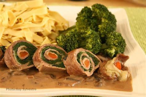cuisiner des escalopes de veau passeport cuisine escalopes de veau farcies
