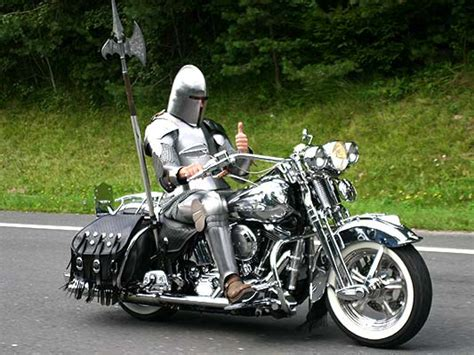 Real Harley Owners Dont Wear Full Face Helmets?