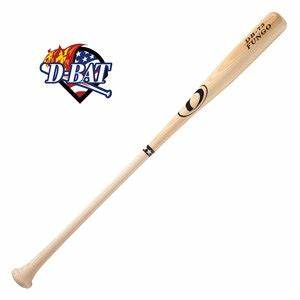 D Bat F73 Fungo Wood Bat