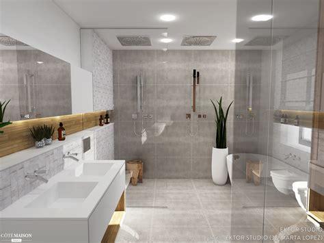 cuisine americaine avec bar réalisation d 39 une salle de bains strasbourg ektor