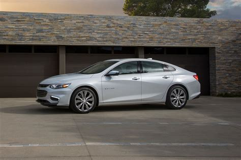 2018 Chevrolet Malibu Sedan Pricing  For Sale Edmunds