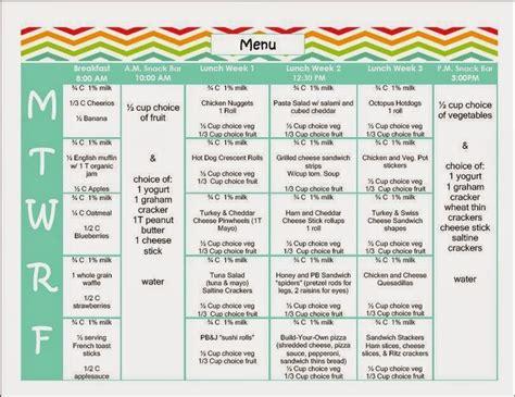 best 25 daycare menu ideas on daycare meals 996 | bd2751501d01d659faa81cb82e9cee94 daycare menu food for kids