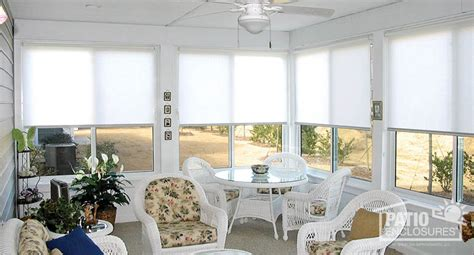 sunroom furniture shade pictures ideas designs