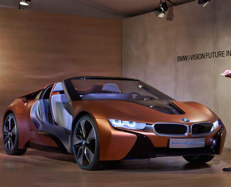 Bmw I Vision Future Interaction Concept Car 3 Motor