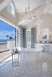 Exquisite, Bathrooms, With, Floor, To, Ceiling, Windows