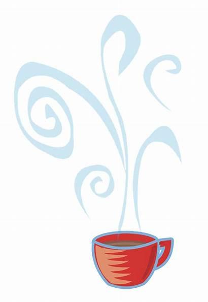 Steam Clipart Cocoa Coffee Clip Chocolate Cup