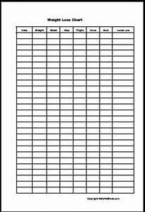 Free Printable Body Measurement Chart The Printable