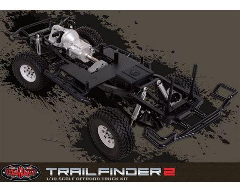 rcwd trail finder  truck kit rczk ebay